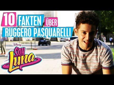 10 FACTS über Ruggero Pasquarelli | Soy Luna im Disney Channel