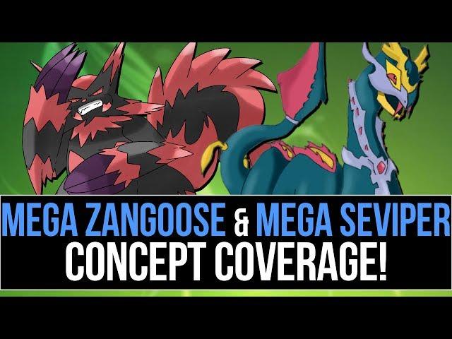mega mew omega concept - photo #32