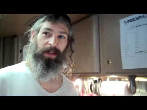 Matisyahu Summer Tour 2011 – Day 3 – Cooking on the bus