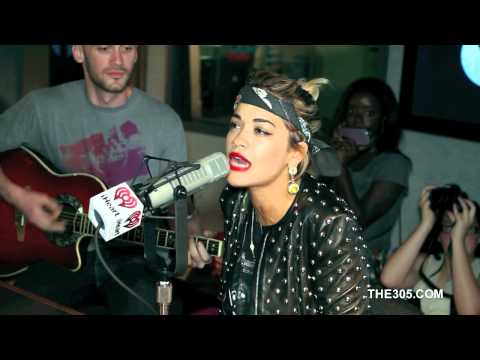 Rita Ora Performing how We Do (party)  And r.i.p. (acoustic Versions) video