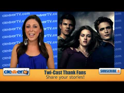 Twi-Cast Give Fans Reason To See Eclipse...Again