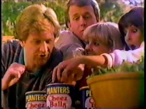 1980s Planters Cheez Balls Commercial. 1980s Planters Cheez Balls Commercial