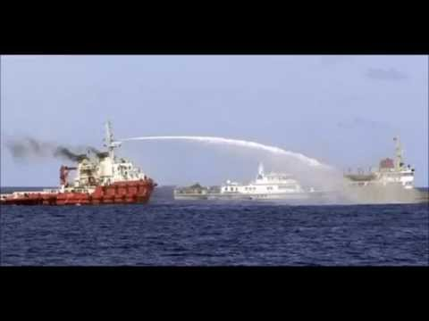 Tensions between China and Vietnam high