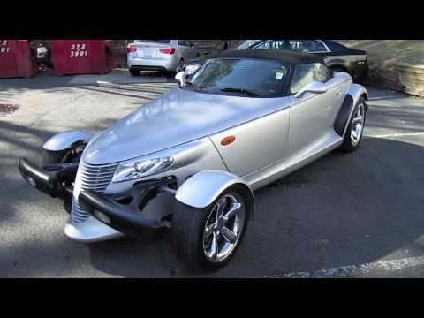 2000 Plymouth Prowler Start Up, Exhaust, and In Depth Tour