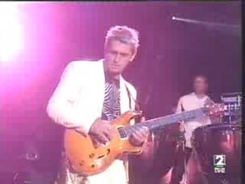 Mike Oldfield - Moonlight Shadow Live 1998