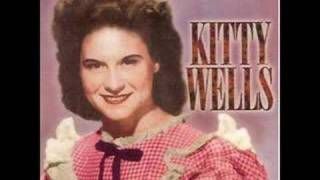 Watch Kitty Wells Shes No Angel video