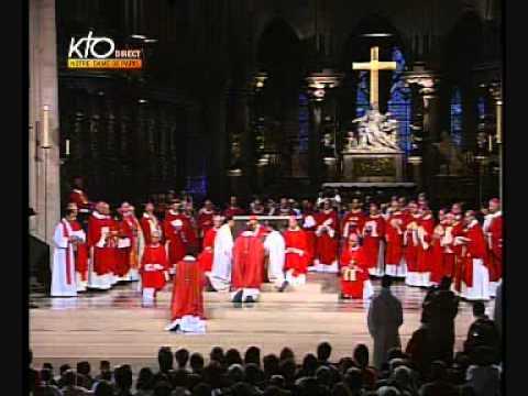 Laudate Dominum - Notre Dame Paris
