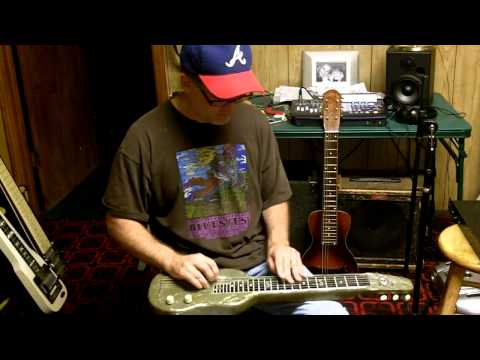 Steve Cunningham - Lap Steel / Slide Guitar -