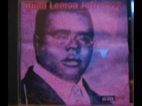 BLIND LEMON JEFFERSON - MATCHBOX BLUES.wmv