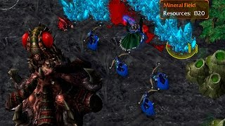 Warcraft 3 на движке Starcraft 2: Must see игра