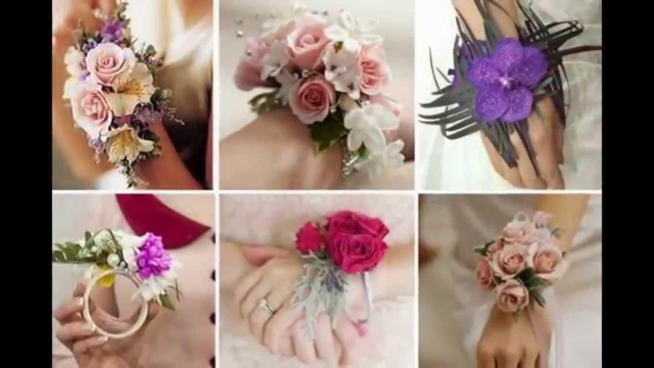 Своими руками цветок на руку для девочки