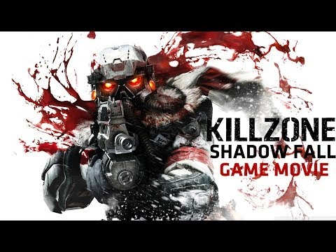 Killzone: Shadow Fall Game Movie w/ Gameplay 1080p TRUE HD Quality