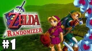 Zelda: Ocarina of Time Randomizer - Part 1 - ROUGH START
