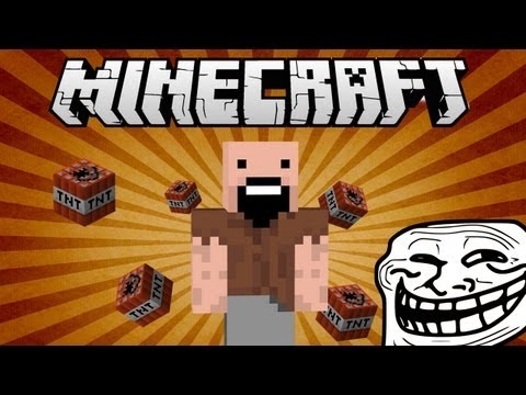 Minecraft: If Notch got trolled