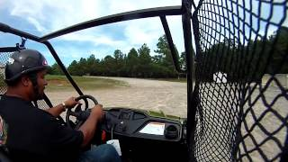 HONDA PIONEER 500 AUTOMATIC TEST RIDE/REVIEW FROM MUDD MAN