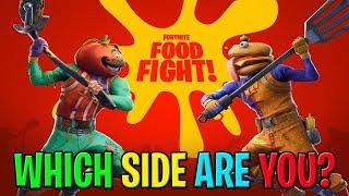 Fortnite FOOD WARS & Mounted Turret Gameplay   Daily Item Shop    Fortnite Battle Royale