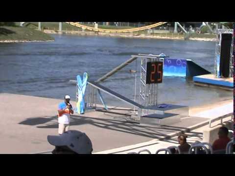 Ski Show at Sea World San Antonio