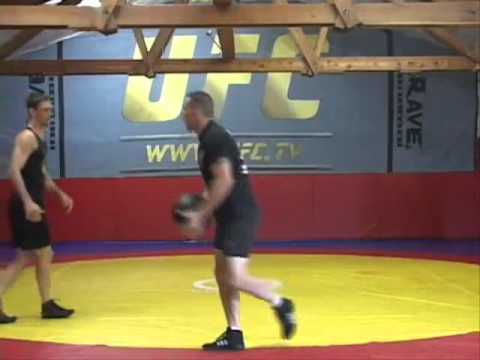 Randy Couture Workout - How To Get Fit At Forty Image 1