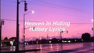 Download Lagu Heaven in Hiding || Halsey Lyrics Gratis STAFABAND