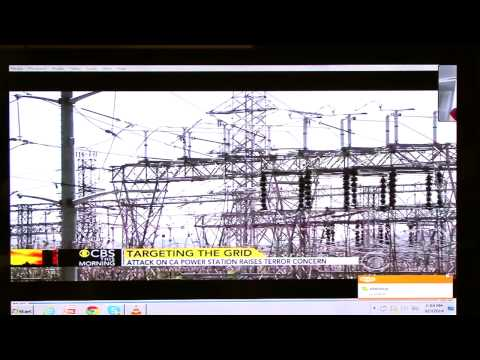 ISIS on the border: a clear and present threat to the US electric grid