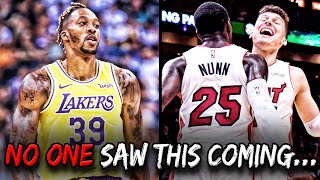 The NBA'S 5 Most SHOCKING Stories So Far!