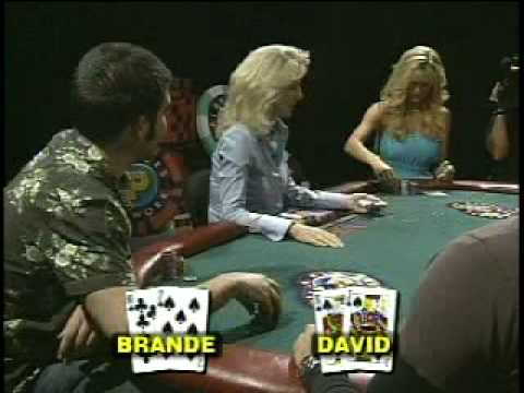 Poker Pro - Brande Roderick Embarrassed - Vid4