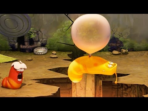 LARVA - EARTHQUAKE | Cartoon Movie | Cartoons For Children | Larva Cartoon | LARVA Official