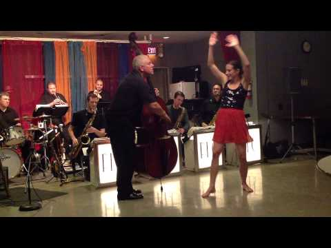 Erin Morris Dances with Paul Keller Orchestra - East St Louis Toodle-O