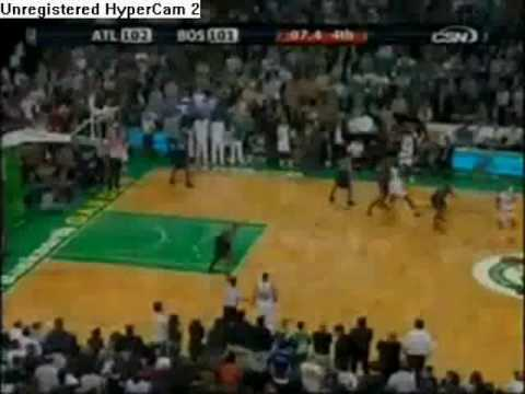 Paul Pierce Clutch Shots + Game Winners