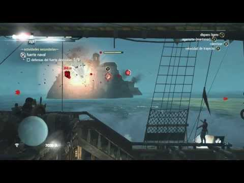 Assassin's Creed IV Black Flag (Parte 6) HD 720p