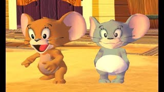 Tom and Jerry War of the Whiskers - Tom and Butch vs Jerry and Nibble vs Lion Funny Cartoon Games HD
