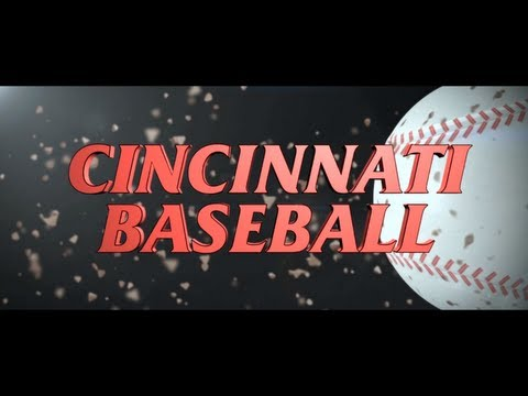 2013 Cincinnati Bearcats Baseball