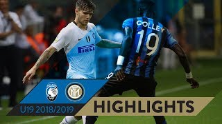 ATALANTA 1-0 INTER | HIGHLIGHTS | 2018/19 Primavera 1 TIM Final