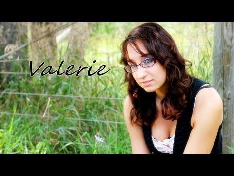 E-Nertia Knockouts 2012 - Sexy Valerie modeling photoshoot