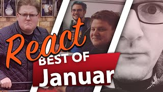 React: Best of Januar 2018 🎮 PietSmiet React #26