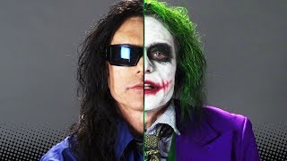 Tommy Wiseau S Joker Audition Tape Nerdist Presents