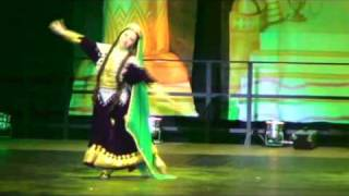 Schachlo -  Dance-Fusion with afghan dance-elements