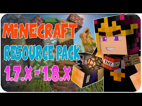 LA MEJOR TEXTURA PVP !! | RESOURCE PACK 1.7.2 - 1.8 | Minecraft | YayoshPack v1