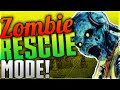 """COD Zombies: New """"Rescue"""" Mode! UFO Mothership + """"Mutant Zombies"""" - """"COD Online"""" """"Cyborg Zombies"""""""