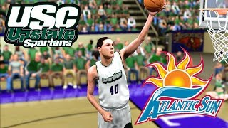 Atlantic Sun Conference Tournament | College Hoops 2K8 USC Upstate Legacy Ep. 7