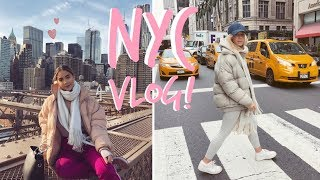 NEW YORK! | VLOG! | Sophia and Cinzia