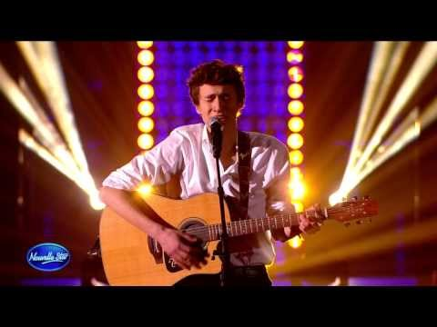 Mathieu: Between the Bars - Final - NOUVELLE STAR 2014