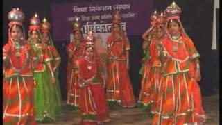 Vaidehi joshi at Varshikotsav, Banswara.VOB