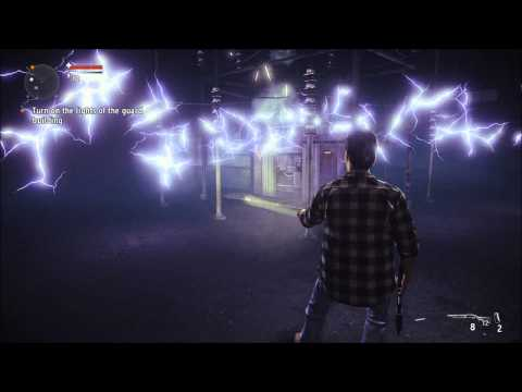 Alan Wake's American Nightmare - Mr. Scratch Likes To Dance - Part 5 Nightmare Difficulty