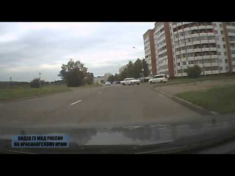 В Зеленогорске пьяный пенсионер сбил женщину [видео 18+]