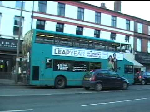 buses in Liverpool.