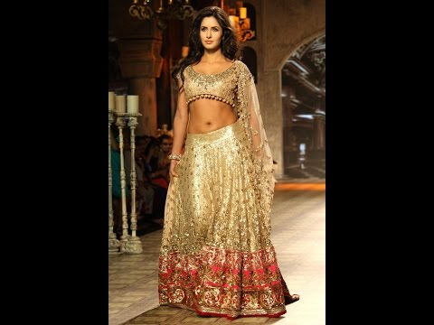 Manish Malhotra Bridal Wear Bridal Studio 2015 Part 1