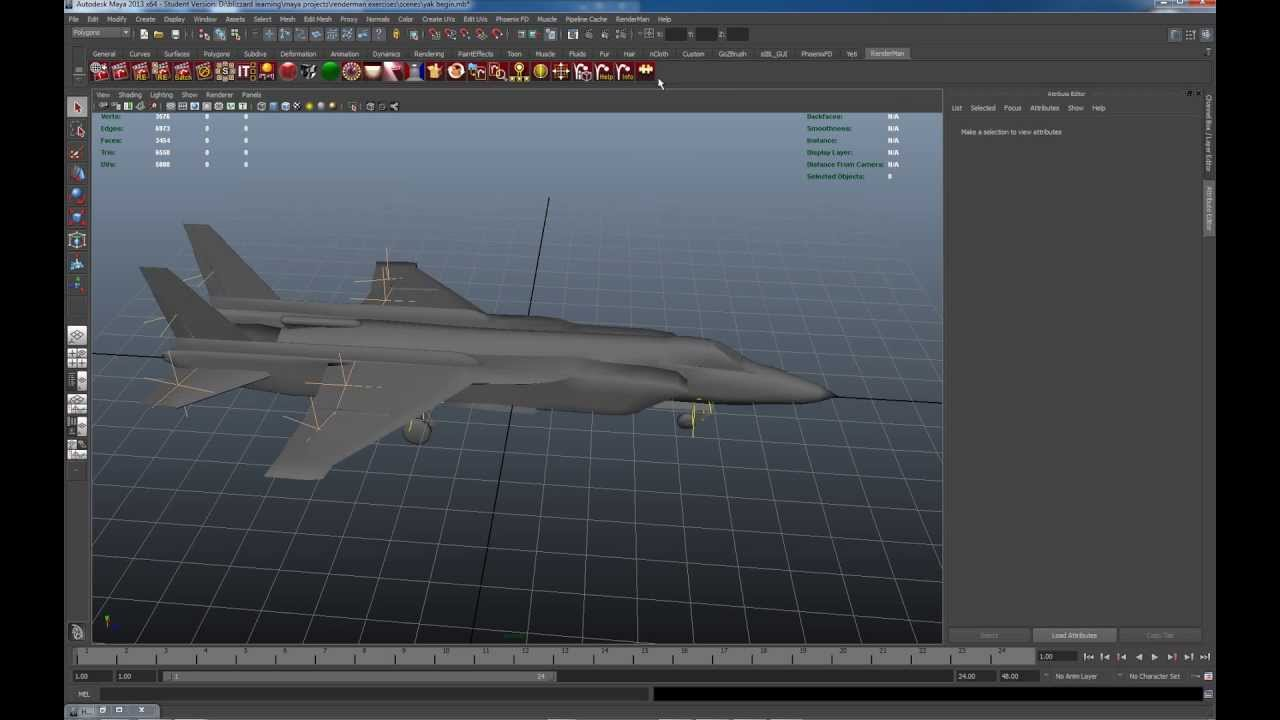 Dt introduction to renderman for maya 20