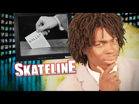 SKATELINE - KOTR SPECIAL EDITION 2014 Skaters Announced -