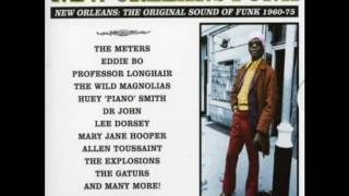 New Orleans Funk 1960/75 - Soul Jazz [Full Album]
